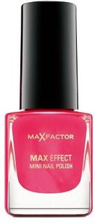 Max Factor Max Effect Mini Nailpolish Hot Pink 4,5 ml