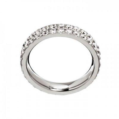 Edblad Glow Ring Dubble (Storlek: L 18,5mm)