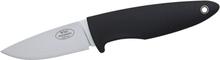 Fällkniven WM1 Zytel Kniv Svart/Silver