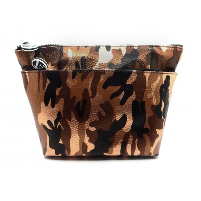 W7 Camo Bronze Cosmetics Bag 1 stk