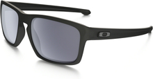 Oakley Sliver Glasögon Matte Black/Gray