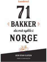 71 Backar du måste cykla i Norge En klättringsguide för cyklisten