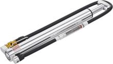 Lezyne Micro Floor Drive HVG Mini Pump silver 2019 Minipumpar
