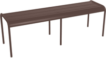 Fermob Luxembourg Benk 145 cm -Russet