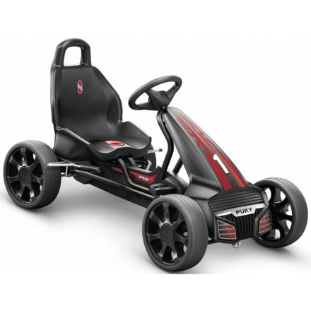 Puky F 550 Lapset polkuauto , musta 2019 Lasten kulkuneuvot