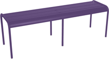 Fermob Luxembourg Benk 145 cm -Aubergine