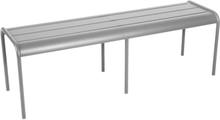 Fermob Luxembourg Benk 145 cm -Steel Grey