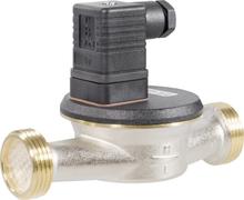 B.I.O-TECH e.K. Gennemstrømningssensor 150189 150189 Driftsspænding (område): 4.5 - 24 V/DC måleområde: 0.8 - 80 l/min 1 stk