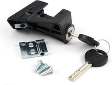 Yamaha låsesylinder (AXA) För Ram Batteri