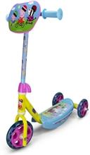 Peppa Gris 3 Hjul Sparkesykkel