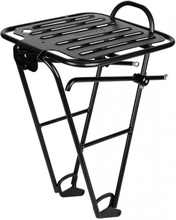 Blackburn Bootlegger Front Rack Svart, 917 g, kapacitet 20 kg
