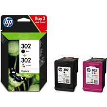 HP 302 Duo Pack - X4D37AE