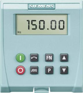 Panel Siemens 6SL3255-0AA00-4BA1 Siemens Sinamics G110