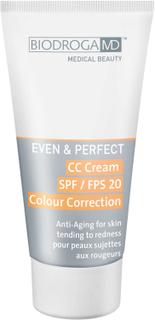 Biodroga MD Even & Perfect CC Cream SPF 20, 40 ml