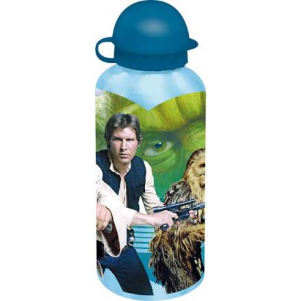 Star Wars Alu-drikkedunk, 400 ml - TheFairytaleCompany