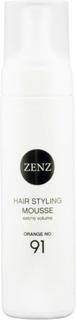 ZENZ Organic Orange No. 91 Hair Styling Mousse Extra Volume 200 ml