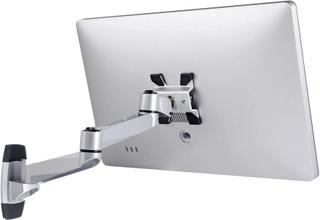 SpeaKa Professional SuperSwivel Apple monitor-vægholder, der kan vippes, svinges og drejes