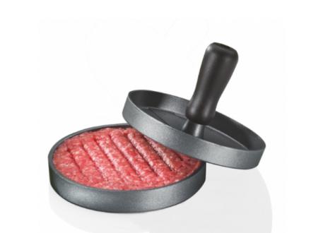 Küchenprofi Hampurilaispihviprässi
