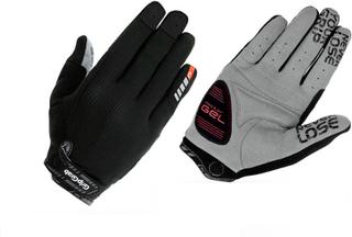 GripGrab Shark Cykelhandskar svart XL 2017 Handskar för MTB