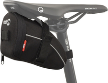 Red Cycling Products Saddle Bag Seat Post Bag L black 2020 Sadelväskor