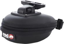 Red Cycling Products Saddle Bag Two pyörälaukku, black 2020 Tarakkalaukut