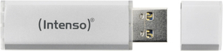 Intenso Alu Line USB-flashdrev 16 GB Sølv 3521472 USB 2.0
