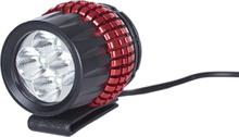 Red Cycling Products LED Sunriser II kypärävalo 2015 Kypärälamput