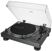 Audio Technica Direct Drive Turntable AT-LP140XP 3 Pladespiller - Sort