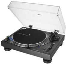 Audio Technica Direct Drive Turntable AT-LP140XP 3 Platespiller - Svart