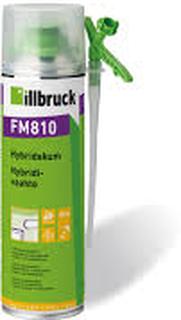 illbruck FM810 Hybridskum Isocyanatfritt 500ml