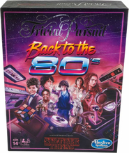 eStore Trivial Pursuit, Stranger Things - Back to the 80s