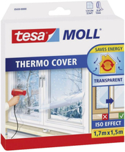 tesa 05430-00 Isoleringsfolie tesamoll® thermo Cover Transparent (L x B) 1.7 m x 1.5 m 1 st