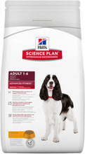 Hill's Science Plan Canine Erwachsene Advanced Fitness mit Huhn 12kg