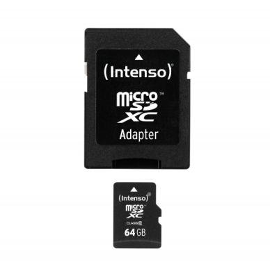 Intenso Intenso Micro SD 64GB Class 10