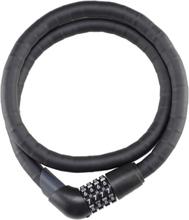ABUS Steel-O-Flex Tresor 1360 Cable Lock black 850mm 2020 Kombinationslås