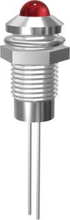 LED Chrome signal lampe Udendørs Reflektor Signal Construct Gul