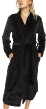 Calvin Klein Fluffy Quilted Robe * Fri Frakt *