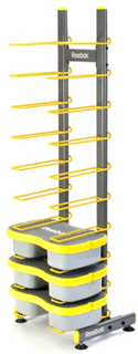 Reebok Studio Easytone Step rack