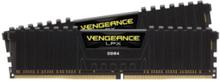 Vengeance LPX DDR4-2400 C16 BK DC - 16GB
