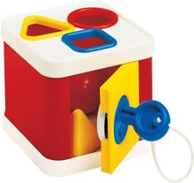 James Galt Ambi Toys Schlusselspiel Schloss A Block 1 Stuck