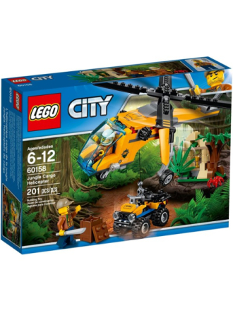 City 60158 Junglefragthelikopter - Proshop