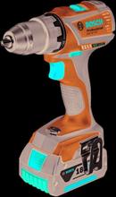 Bosch GSR 18 V-EC 2x5,0Ah L-BOXX