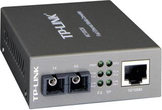 LAN, SC Simplex Netværk-medienkonverter TP-LINK MC100CM 100 Mbit/s