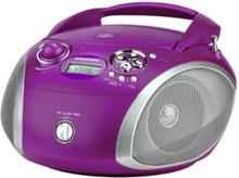 RCD 1445 USB Purple / Silver