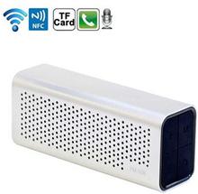 iSound Bluetooth/ NFC Højttaler med Mic. - Sølv