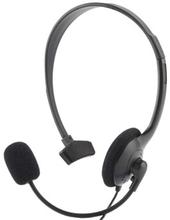 Gaming Headset m/ single Ear og Mic. til PS4