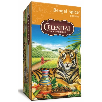 Celestial Bengalischer Gewürztee 20 Beutel