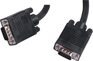 Belkin VGA Tilslutningskabel [1x VGA-stik - 1x VGA-stik] 5 m Sort
