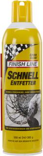 Finish Line Speed Clean 558 ml Gul 2019 Tilbehør til skivebremser