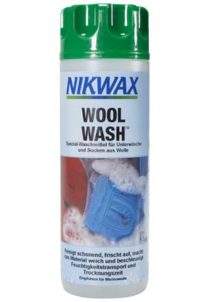 Nikwax Wool Wash 300 ml , valkoinen/monivärinen 2018 Tekstiilien pesu